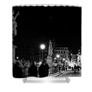 Bridge To St Peter's Shower Curtain