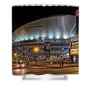 Bridgestone Arena - Nashville Shower Curtain