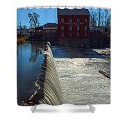 Bridgeton Mill Shower Curtain