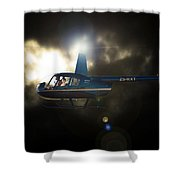 Bright 44 Shower Curtain