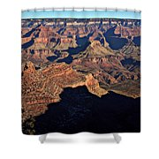 Bright Angel Canyon Shower Curtain