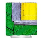 Bright Colors II Shower Curtain