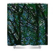 Bright Day Shower Curtain