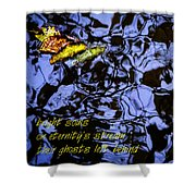Bright Souls Shower Curtain