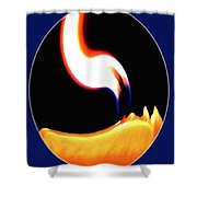 Bright Spot Shower Curtain