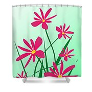 Brighten Your Day Shower Curtain