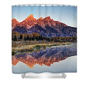Brilliant Cathedral Shower Curtain