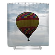 Brilliant Cloudiness Shower Curtain