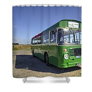 Bristol Lh  Shower Curtain