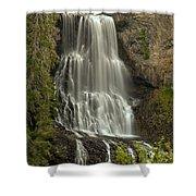 British Columbia Alexander Falls Shower Curtain