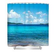 British Virgin Islands, St. John, Sir Shower Curtain