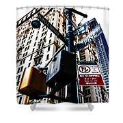 Broadway And Pine Shower Curtain