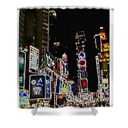 Broadway Shower Curtain