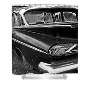 Broken Impala Shower Curtain