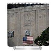 Brooklyn Battery Tunnel Shower Curtain