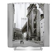 Brooklyn Children Shower Curtain
