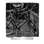 Brooklyn Cruiser Shower Curtain