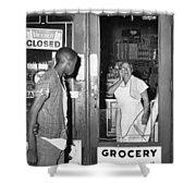 Brooklyn Riots, 1964 Shower Curtain