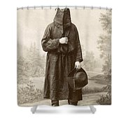 Brotherhood Of Mercy Shower Curtain