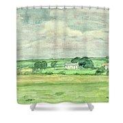 Broughton Shower Curtain