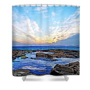 Broulee Shower Curtain