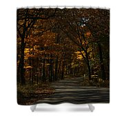 Brown County State Park Shower Curtain