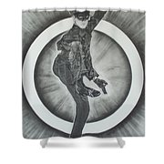 Bruce Lee Is Kato 2 Shower Curtain