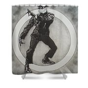 Bruce Lee Is Kato 3 Shower Curtain