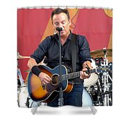 Bruce Springsteen 11 Shower Curtain