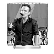 Bruce Springsteen 13 Shower Curtain