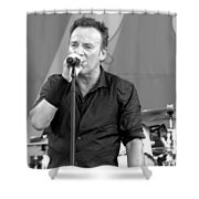 Bruce Springsteen 14 Shower Curtain