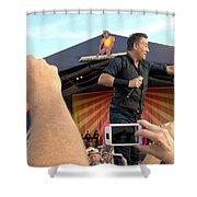 Bruce Springsteen 15 Shower Curtain