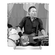 Bruce Springsteen 3 Shower Curtain