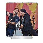 Bruce Springsteen 9 Shower Curtain