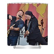 Bruce Springsteen 9 Shower Curtain