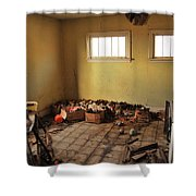 Brunch Lately  Shower Curtain