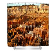 Bryce Amphitheater Shower Curtain