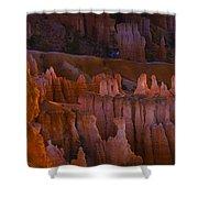 Bryce Canyon 4 Shower Curtain