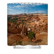 Bryce Canyon Amphitheater  Shower Curtain