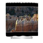 Bryce Canyon At Sunrise Shower Curtain