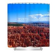 Bryce Canyon Vista Shower Curtain