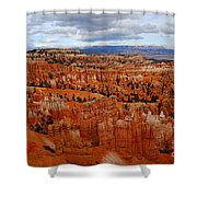 Bryce Canyon Overlook Shower Curtain