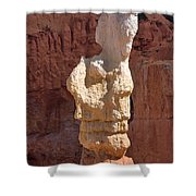 Bryce Canyon Rock Formation Shower Curtain