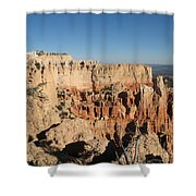Bryce Canyon Scenic View Shower Curtain
