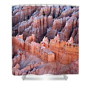 Bryce Canyon Sun Rising Shower Curtain