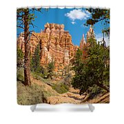 Bryce Hills 2 Shower Curtain