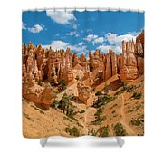 Bryce Hills 3 Shower Curtain