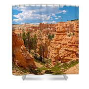 Bryce Hills 6 Shower Curtain