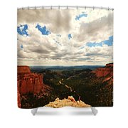 Bryce Horizon Shower Curtain