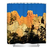 Bryce Canyon Panoramic Shower Curtain